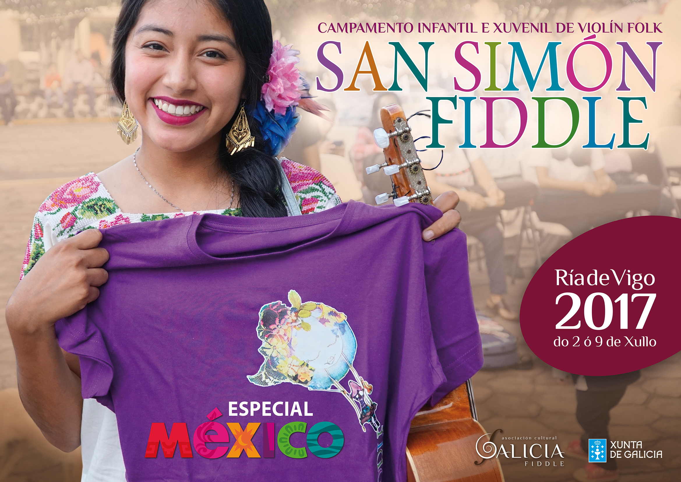 San Simon Fiddle 2017